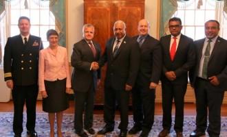 Fiji-US Trade, Defence Partnership Firm