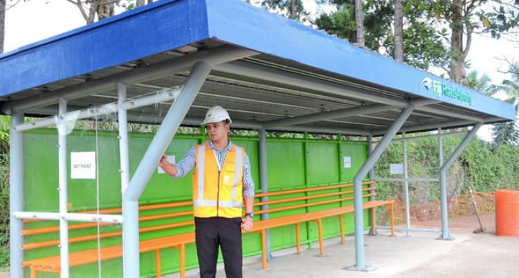 Bus Shelter In Tamavua Open For Public Use