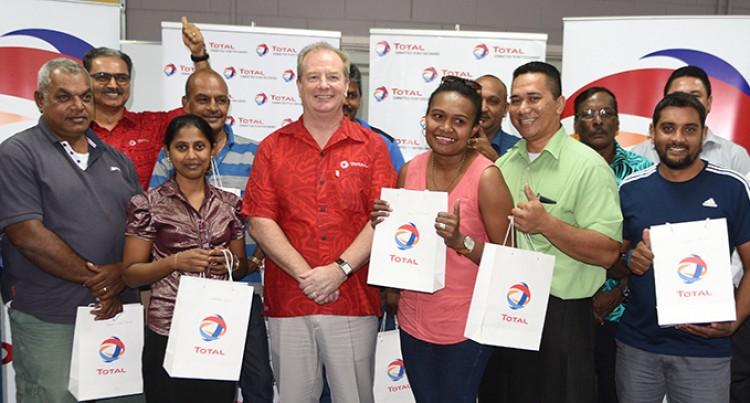 Total Announces  'Fill & Win' Winners