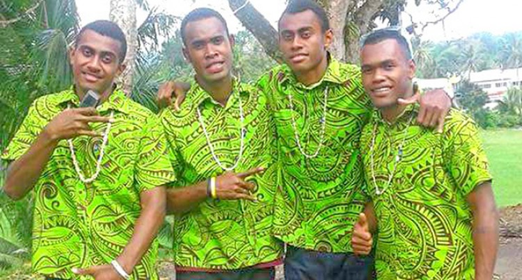 Via Ni Tebara Ready To Strut Their Singing Talent