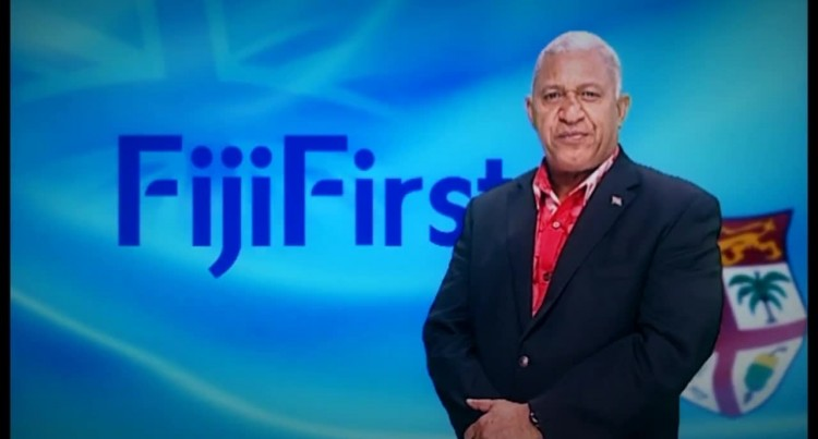 FijiFirst Manifesto Out