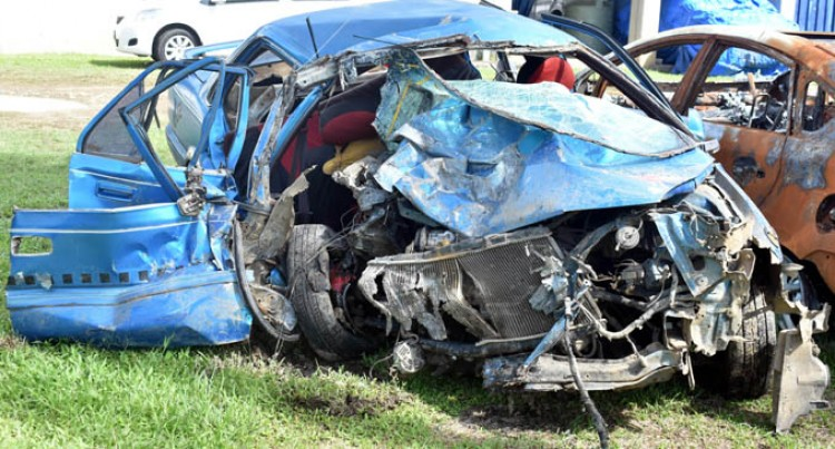 Post-Mortem Results Consistent With Accident Injuries: Naisoro