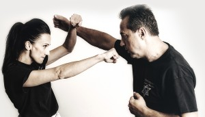Self Defence.