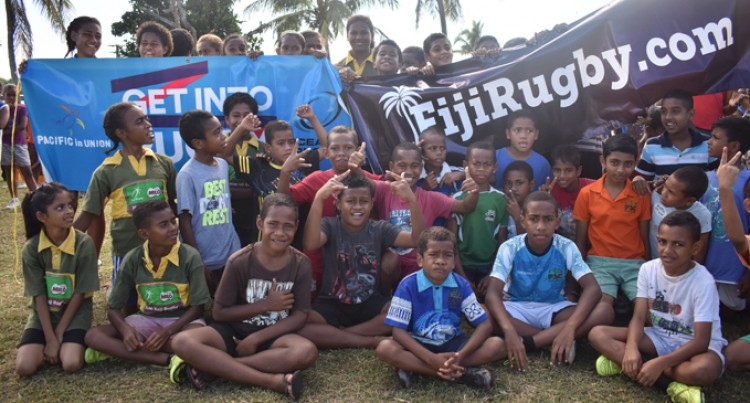 Rugby For All In Ba