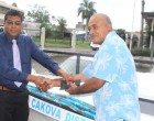 Boats For Moala, Matuku schools