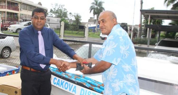 Boats For Moala, Matuku schools