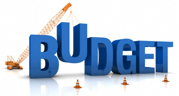 Budget To Assist Completion Of Projects