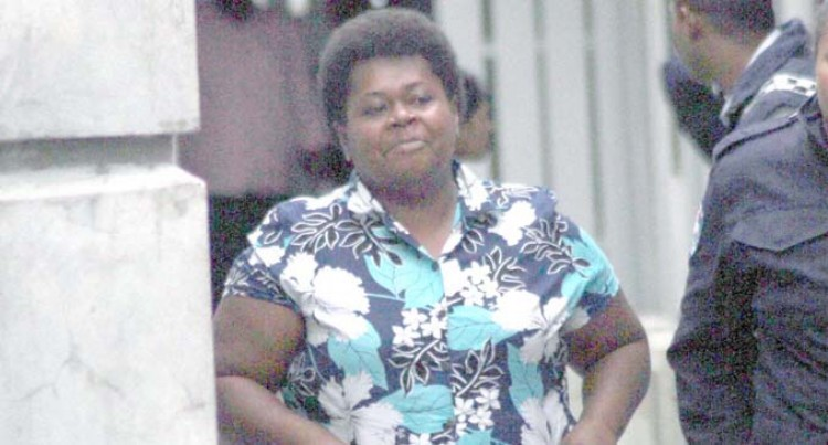 Woman, 35, Remanded