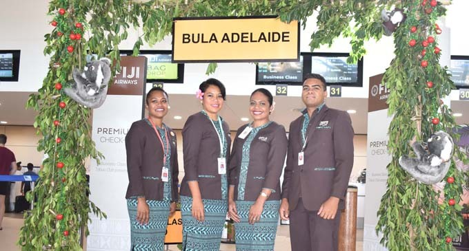 Flights Launched To And From Adelaide