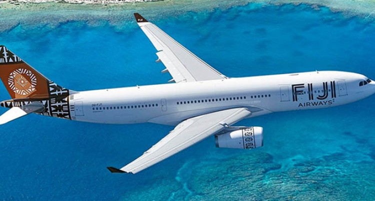 Fiji Airways Soars Higher In World Airline Rankings