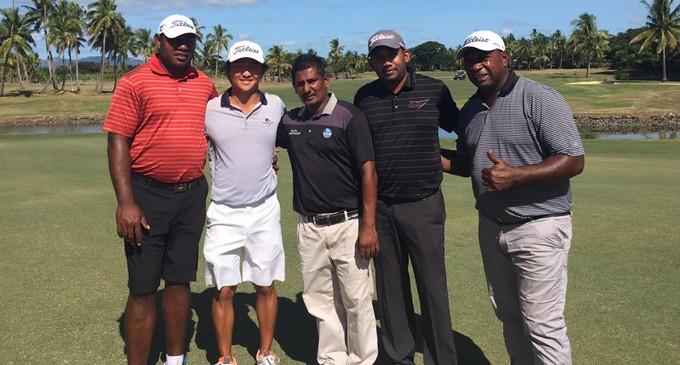 Top 4 Locals For Fiji International