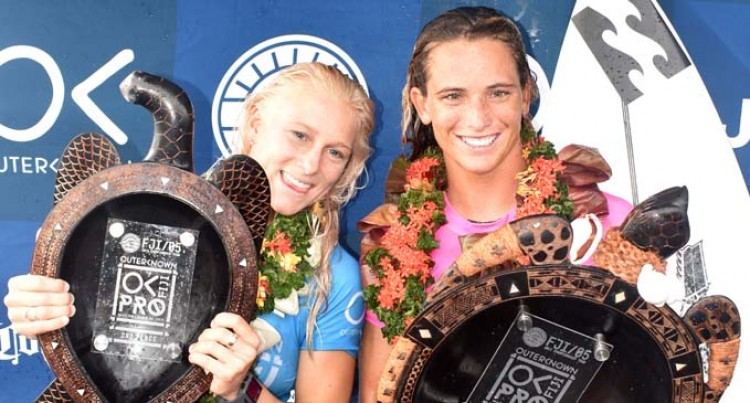 Conlogue Wins Fiji Women's Pro