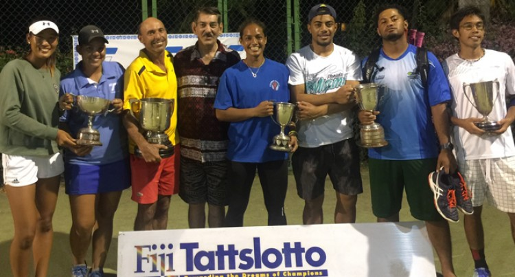 Fiji Open Tennis A Success