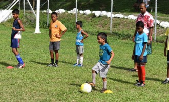 Association Starts Futsal Development
