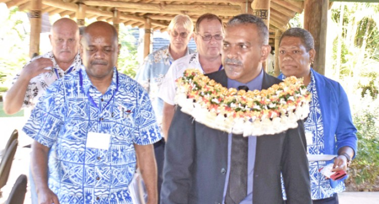 Minister Challenges STAR Conference Participants