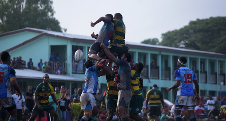 Cakaudrove Hold Tailevu  In A Thriller