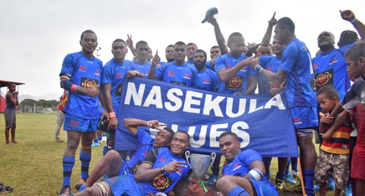 Nasekula Blues Triumph