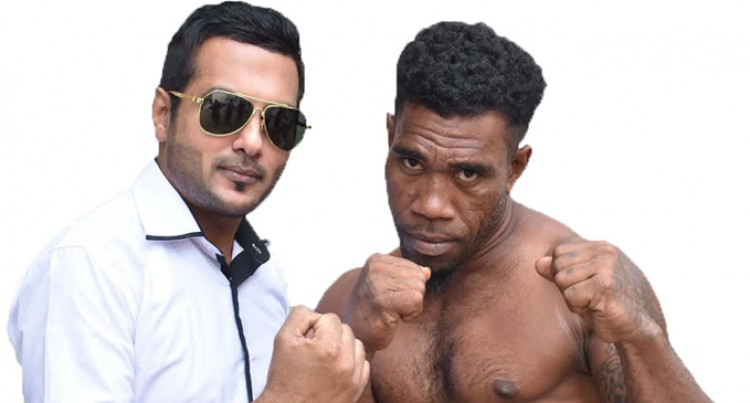 Cakautini Steps In For Injured Boxer