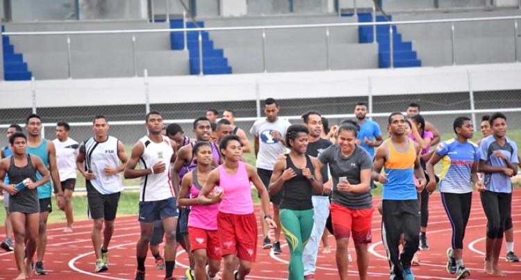 Team Fiji on track for Oceania