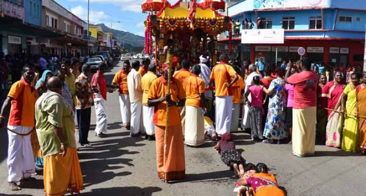 Chariot Festival Brings Devotees To The Ground