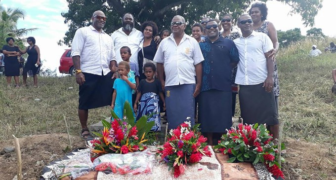 Former Flying Fijian Laid To Rest