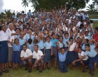 Ratu Luke  Students March Forward Now