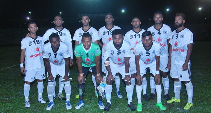 Midfielder Scores Suva's Winner