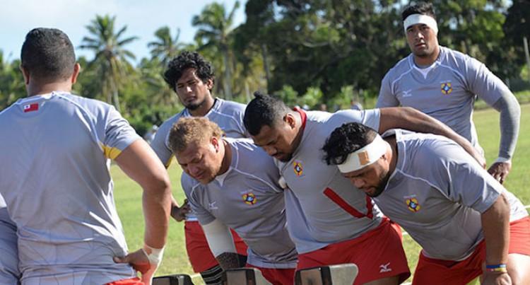 Kefu: Bring On Samoa, Fiji