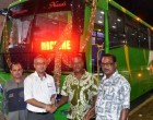Dominion Transport Invests In New Bus