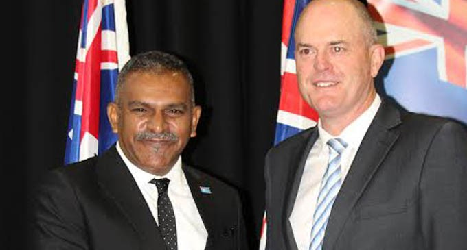 Bid To Boost Fiji, NZ Trade