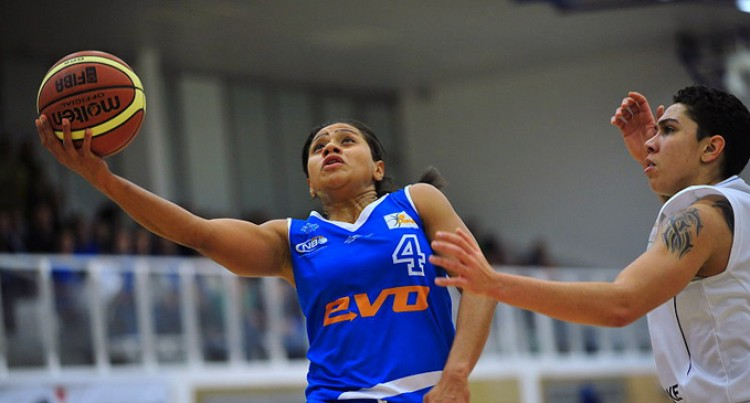 Valerie Nainima Leads Our Fiji Women's Basketball Medal Defence At The Pacific Games