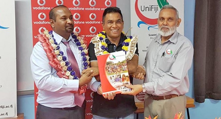 UniFiji SMS Platform With Vodafone