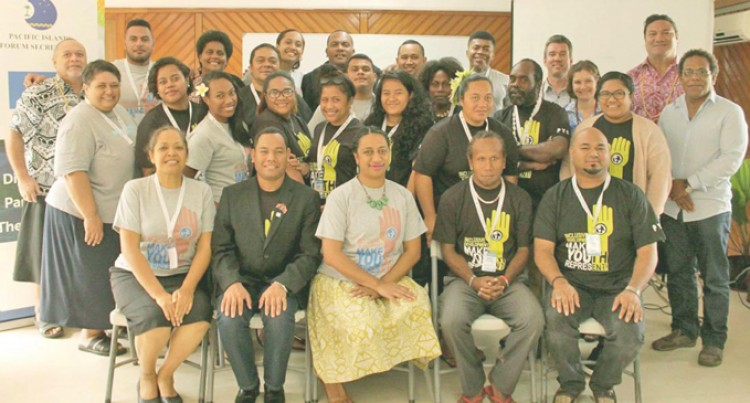 Regional Youth Talk Of Leadership Challenges