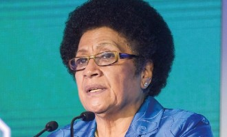 Speaker Stresses Importance Of Strong, Inclusive Leadership