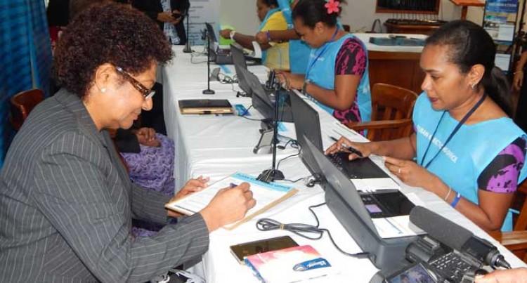 FEO Job Seekers Must be  Registered Voters