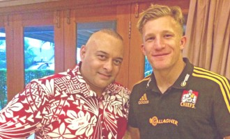 Damian McKenzie  The New Face of the Mighty All Blacks?
