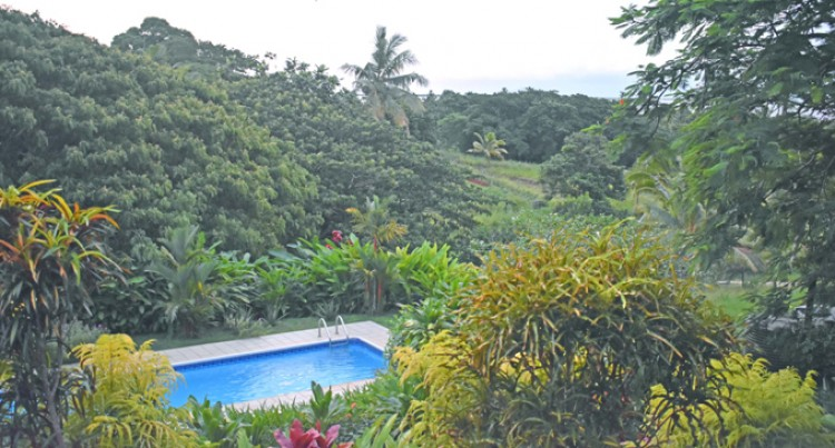A Hidden Gem Shines in Vanua Levu countryside