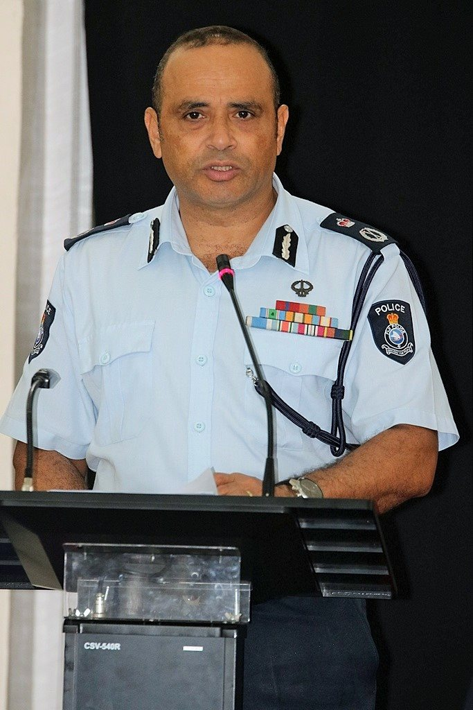 Commissioner of Police Brigadier-General Sitiveni Qiliho. Photo: Police Media Cell