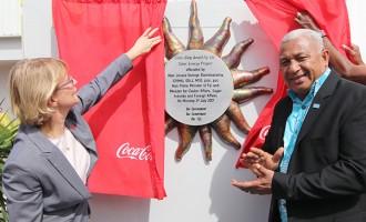 PM Praises Coca-Cola's Solar Plant