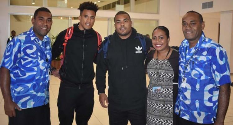 Watson's Fan Of Fijian Rugby