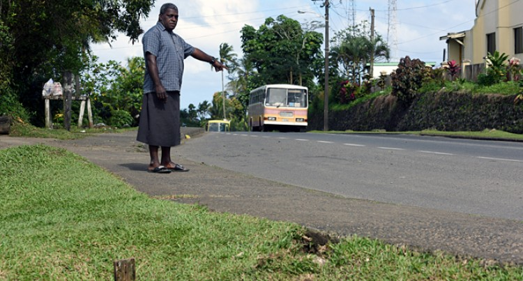 FRA Will Look Into Tamavua Villagers' Road Hump Request