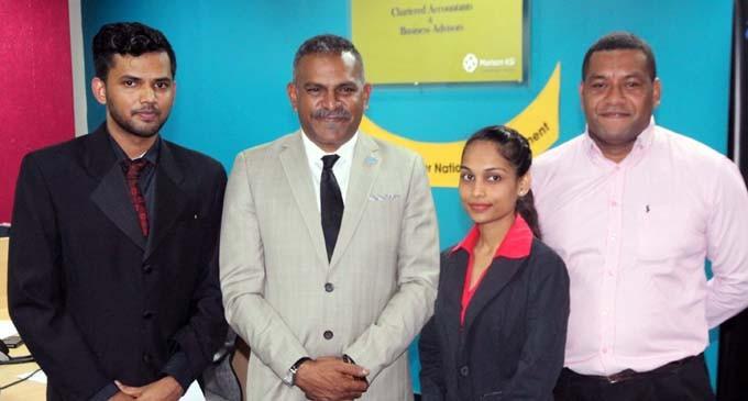 Aliz  Pacific Launch SME's Service
