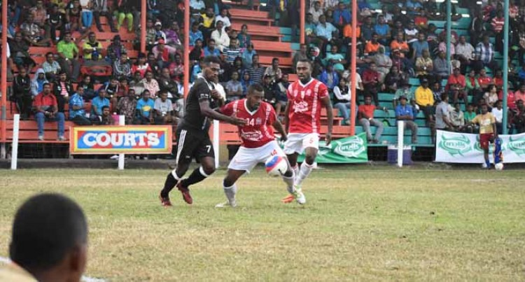 Ba, Rewa Battle To A Draw