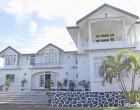 President moves to Borron House