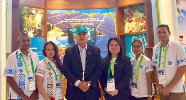 Fijian pavilion open at EXPO 2017 Astana