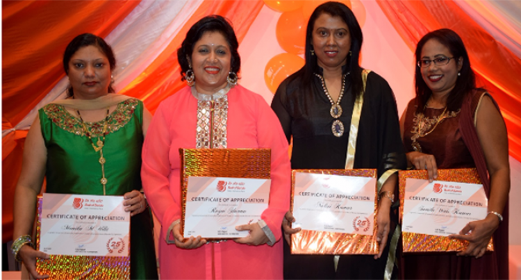 Women Honoured For Loyal Service