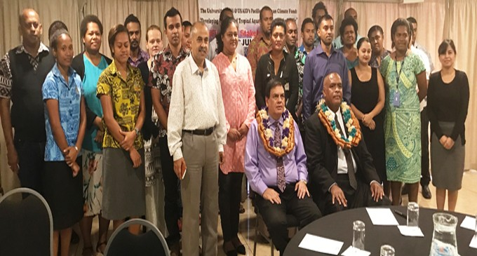 Conservationists Meet To Share Ideas