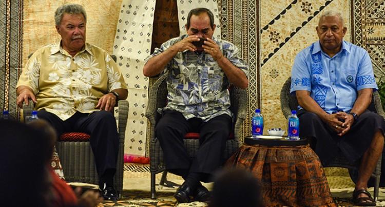 Seruiratu:  Climate Change A Shared Responsibility