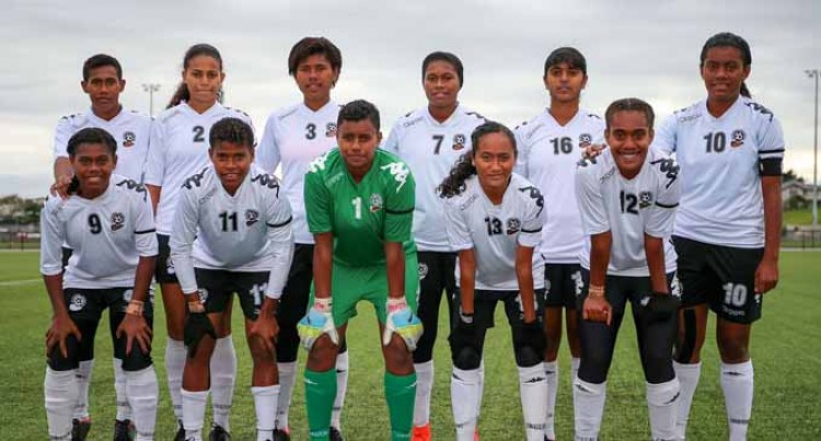 Fijians Cry, Play For Francine