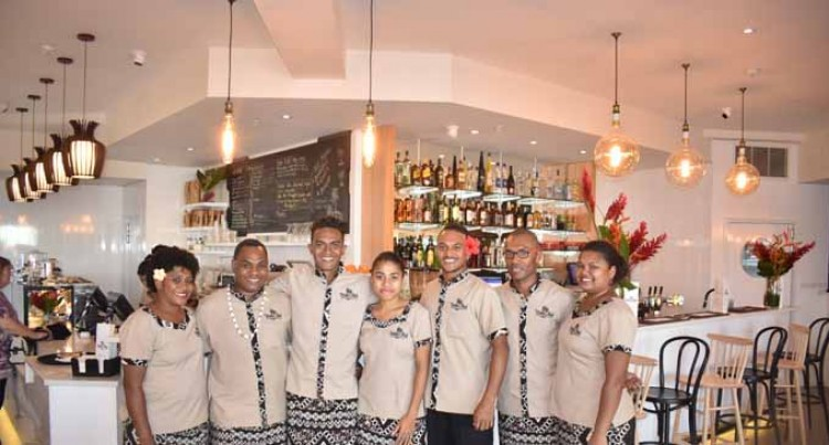 Café Koko Nui Making those departing our shores the desire to come back